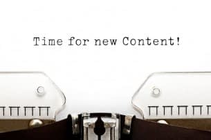 Are you feeding a hungry blog as well as hungry presses?